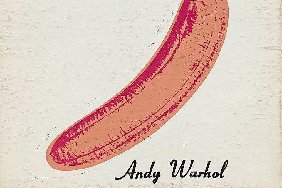 Andy Warhol: The Velvet Underground And Nice (Foto: Jürgen Oschwald)