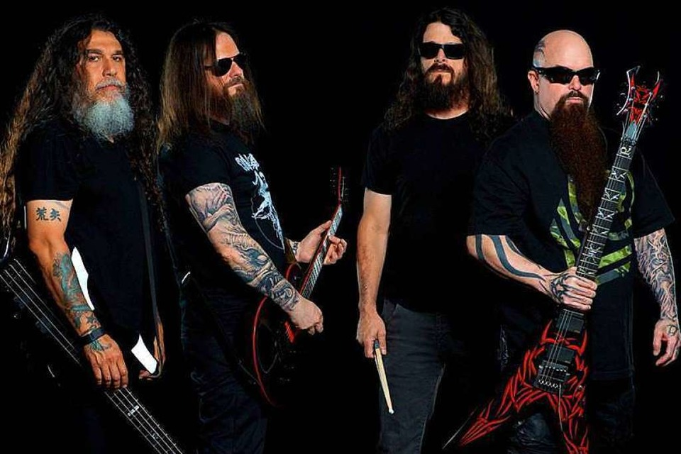 Slayer (Foto: Andrew Stuart)