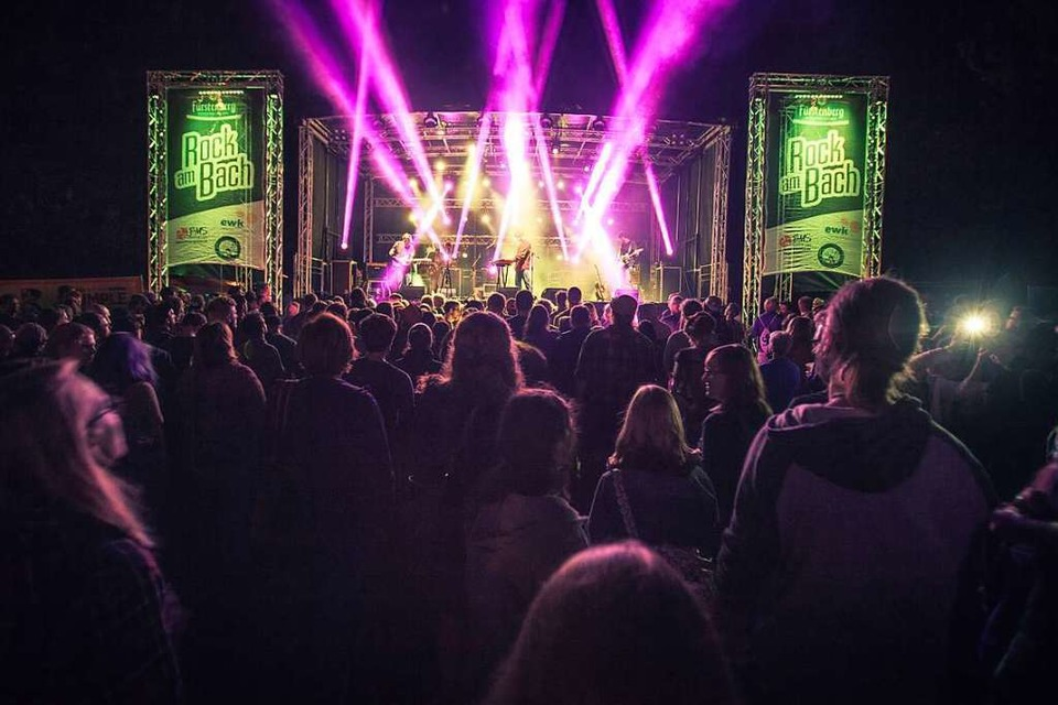 Das Festival Rock am Bach in Kirchzarten-Dietenbach (Foto: Rock am Bach)