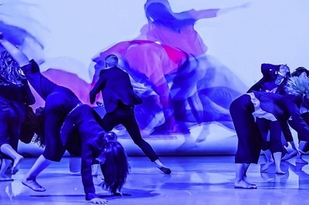 Die Danceemotion-Academy zeigt ihre Winterperformance