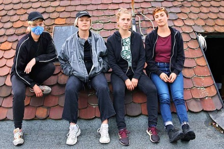 "Die Freiburger All-Female-Band The Klitters: ""Wir sind alle Krawallbarbies"""