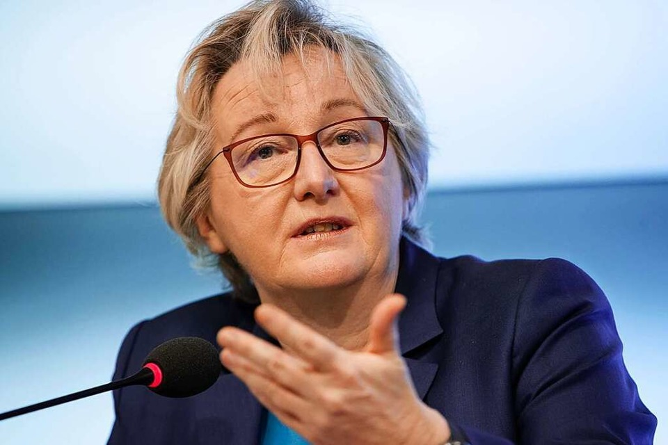 Theresia Bauer (Foto: Christoph Schmidt (dpa))